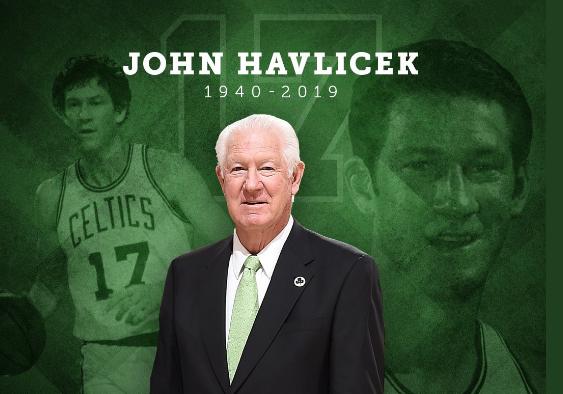 'Ja sam John Havlicek i ja sam ukrao loptu'... Ode NBA ikona