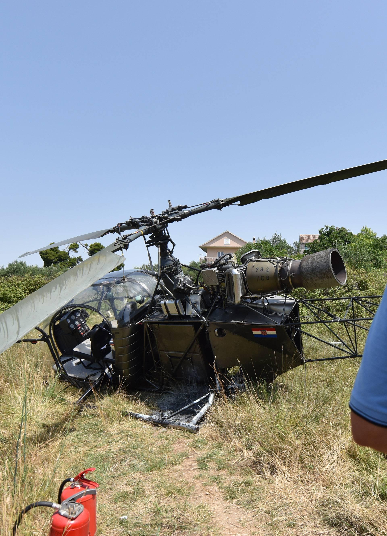 Nijemac i Ukrajinka lakše su ozlijeđeni u prisilnom slijetanju