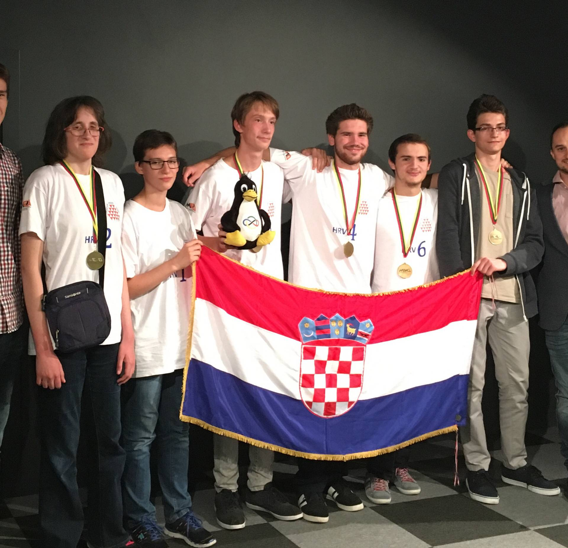 Hrvatski matematičari su na olimpijadi uzeli zlato i broncu