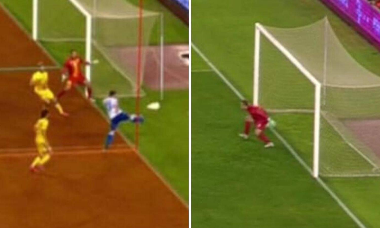 Hajduk imao dva penala: Je li Juranovićeva lopta izašla u aut?