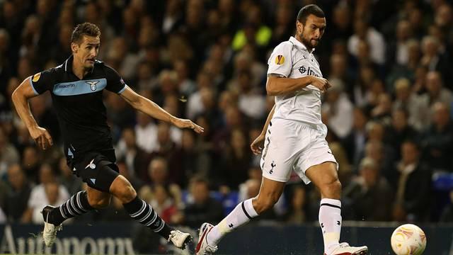 Soccer - Europa League - Group J - Tottenham Hotspur v Lazio - White Hart Lane