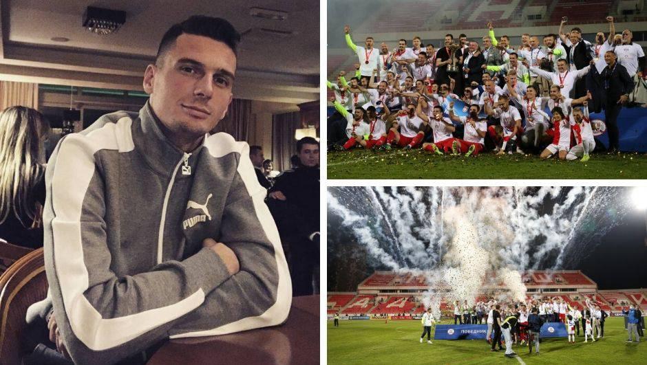 'Jedini sam Hrvat u srpskoj ligi, vole me. Nije bilo lako uzeti Kup pored Partizana, gurali su ih...'