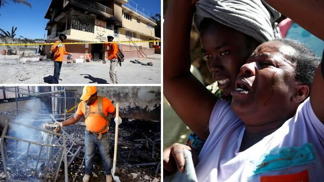 Požar u sirotištu: Umrlo je 13 djece, najmlađe imalo 3 godine