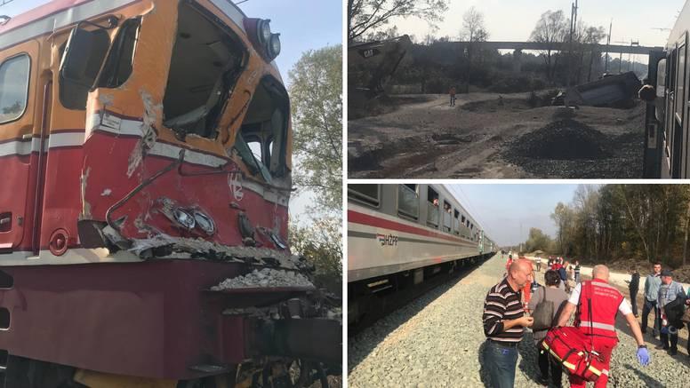Putnički vlak udario u kamion: Dijete je palo, a majka vrištala