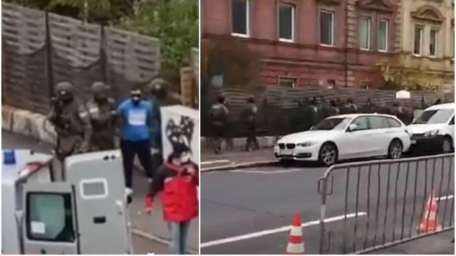 Policijske racije diljem Austrije: Pogledajte privođenja u Linzu!