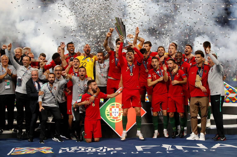Portugal kod kuće osvojio prvu Ligu nacija golčinom Guedesa...