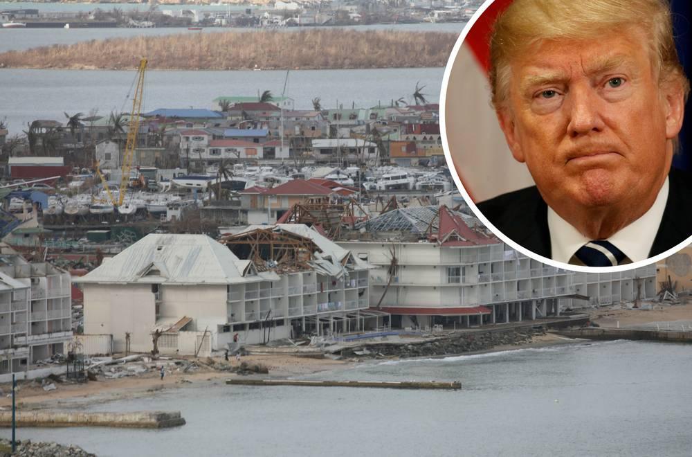 I bogati plaču: Irma je poharala i Trumpovu 'palaču' za odmor