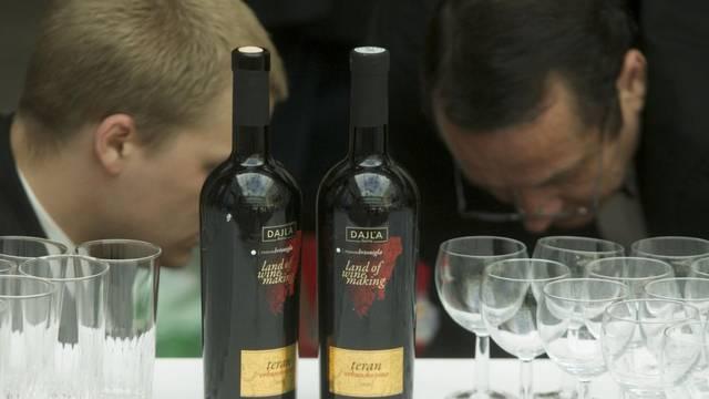 Istarski vinari slave: 'Teran je naš. Možemo mirno spavati'