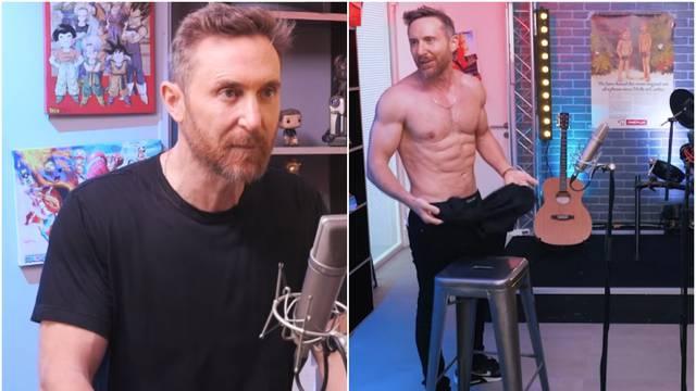David Guetta pokazao pločice u 53. godini: 'Ma baš je zgodan'