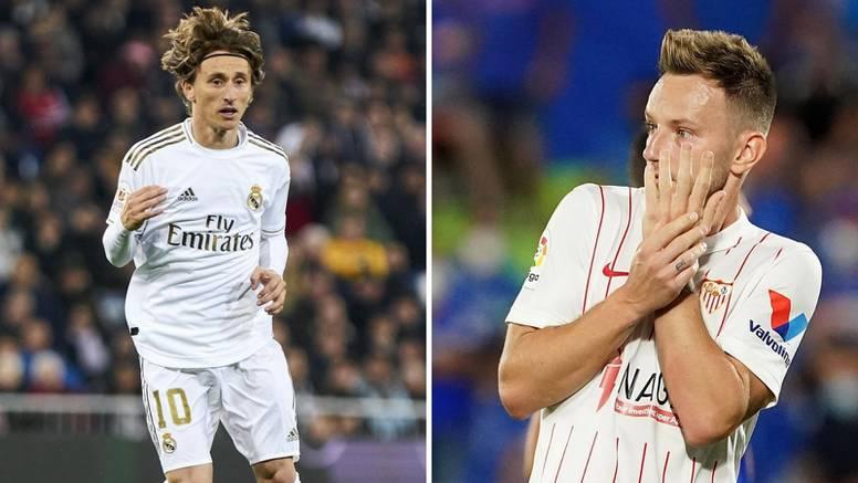 Marca: Rakitić je jednako loš i kad ima loptu, užasna partija! Modrić je duša Real Madrida