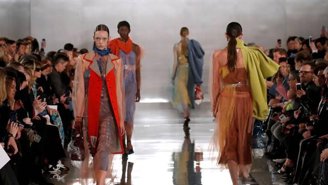 Maison Margiela show at Paris Fashion Week