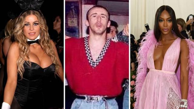 Srpski George Best: S Naomi Campbell spavao sam 30 puta, ali Carmen Electra je najbolja