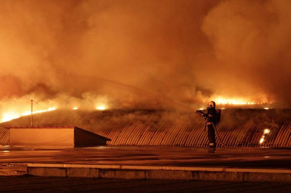 Šok u Srbiji: Iz požara izvukli tajni sef s čak 18 milijuna eura