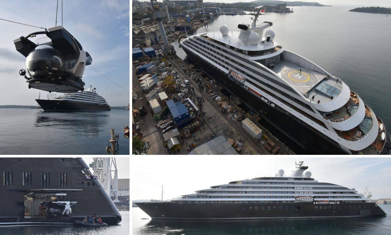 Ovaj brod sagradila je hrvatska pamet. Vlasnik bi još 5 takvih?