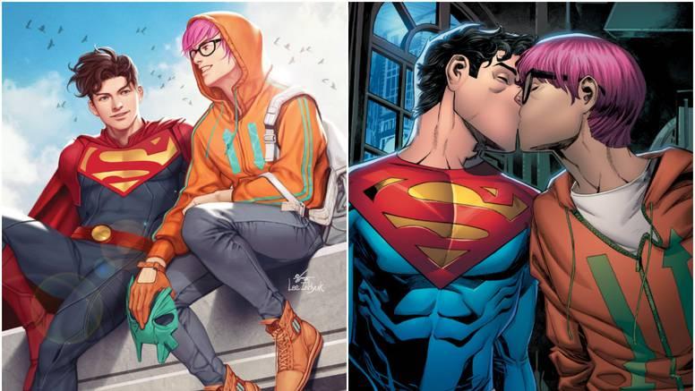 Novi Superman je biseksualac, oborio ga je s nogu novinar Jay