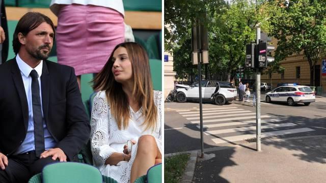 Ozlijeđen Ivaniševićev sin: 'Čuo se jaki udarac, bilo je grozno'