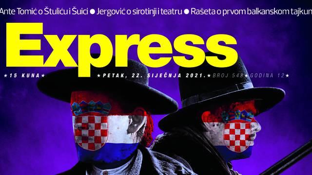 Najbolji tekstovi i prilozi iz Expressa - petkom na kioscima!