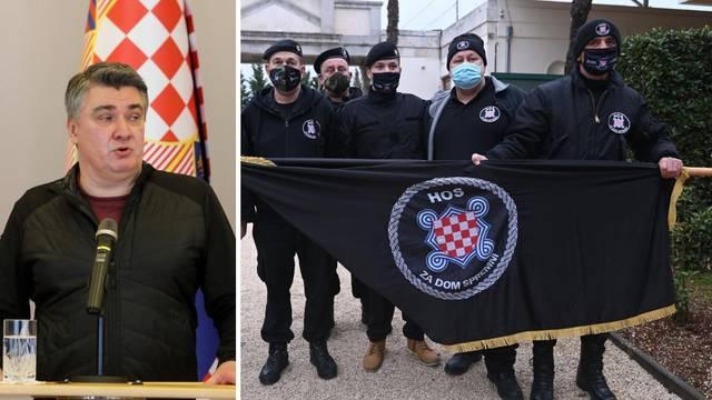 'Predsjednik Milanović svojim potezom je zaštitio vojsku'