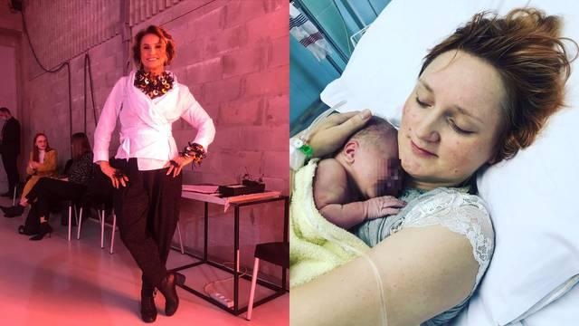 Almira Osmanović je ponovno postala baka: 'Marla je odlučila da je baš danas taj sretni dan!'