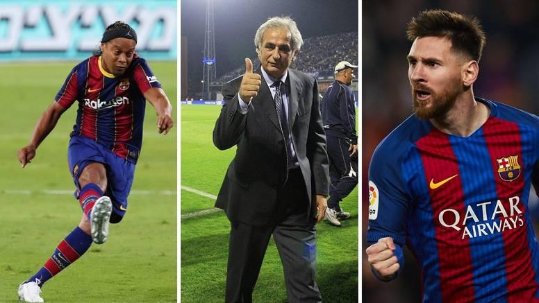 Vaha: Ronaldinho je igrao za raju, Leo Messi je svijet za sebe