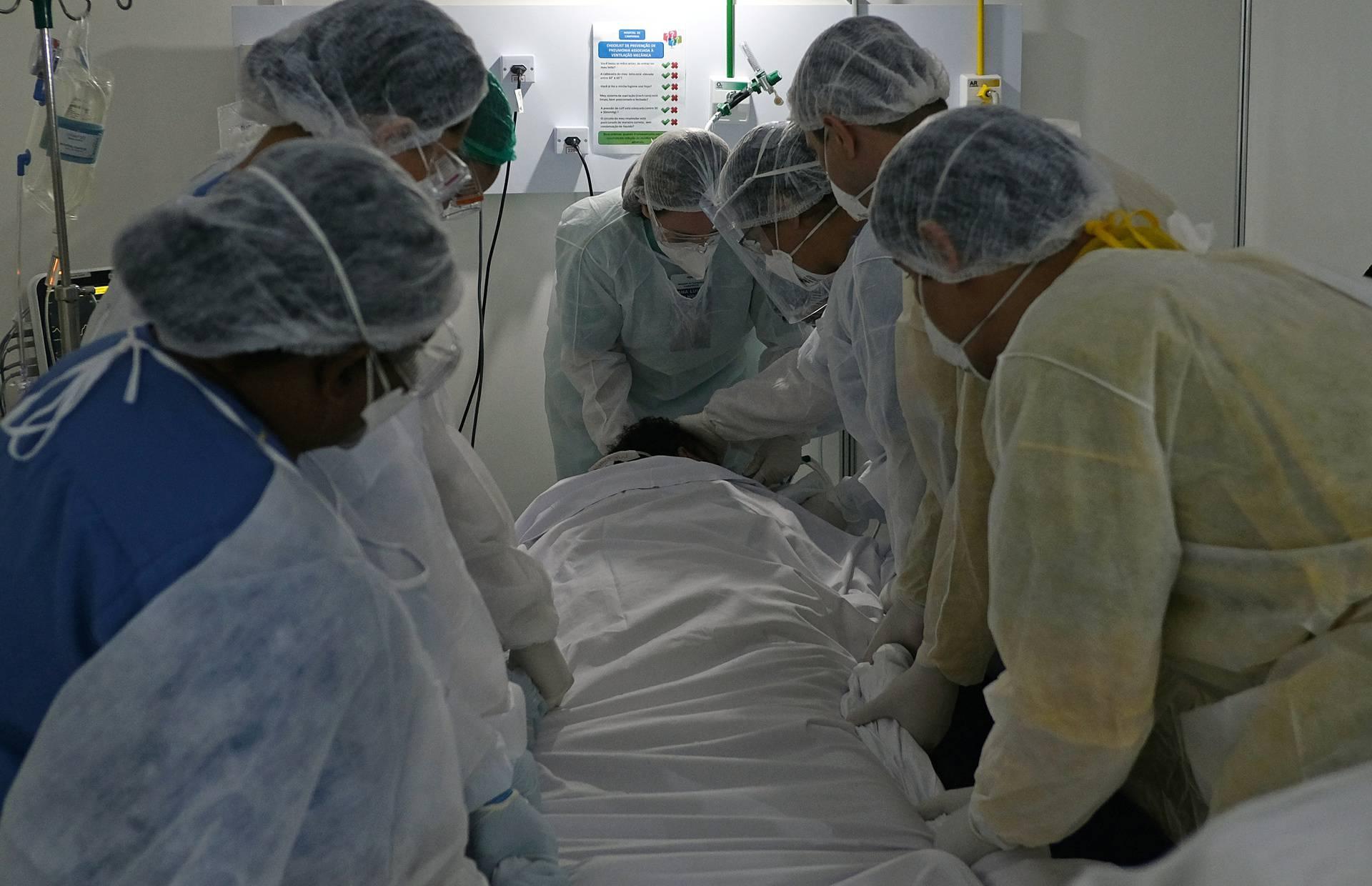 Outbreak of the coronavirus disease (COVID-19) in Rio de Janeiro