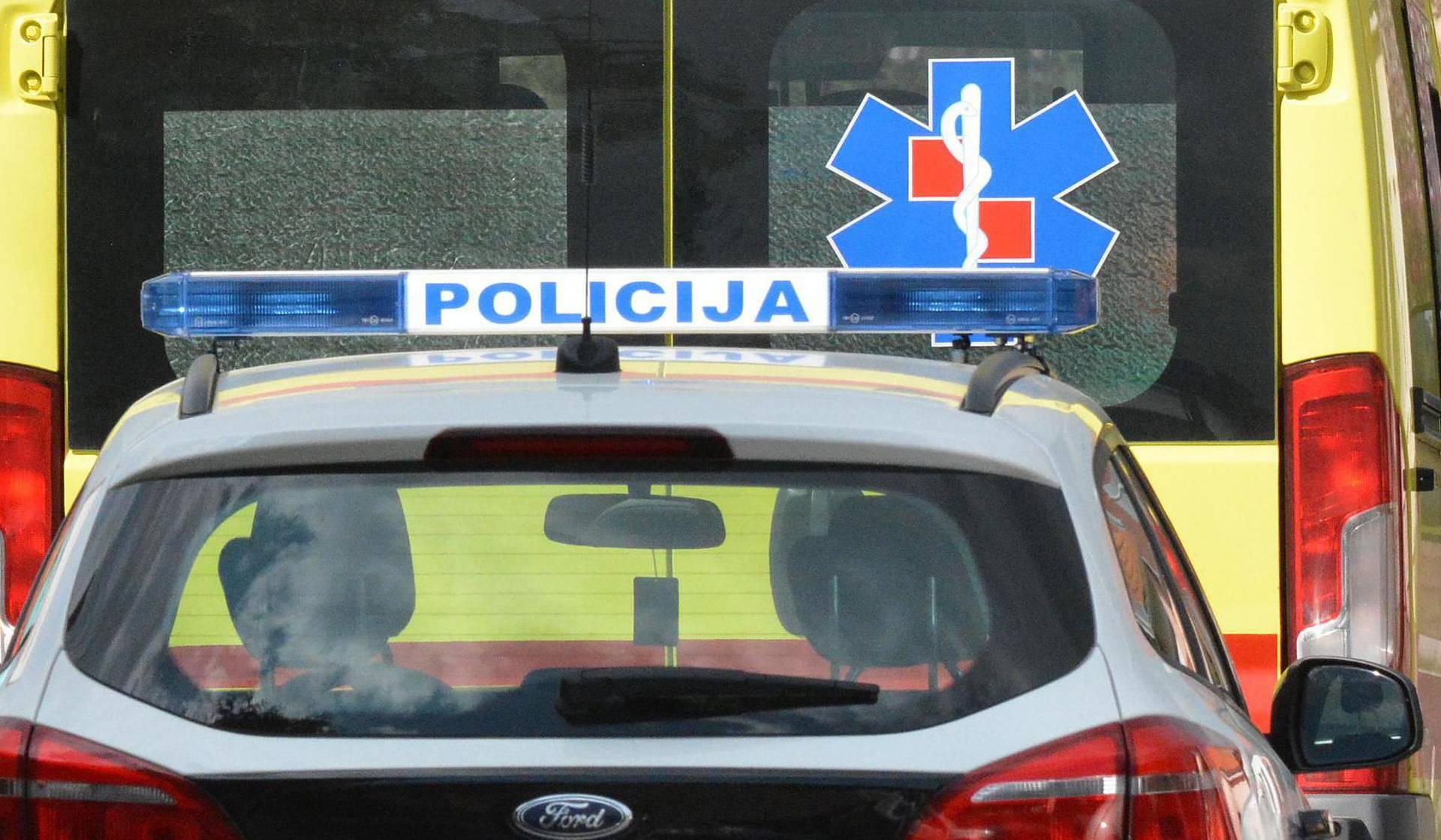 Autom udario u betonski most: Vozač je poginuo na mjestu