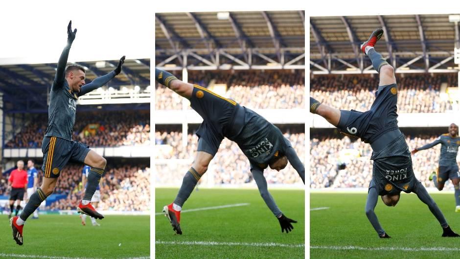 Jamie Vardy zabio prvi gol u 2019., Lisice srušile Everton...