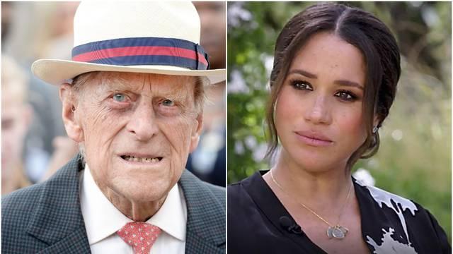 Meghan: 'Nazvala sam kraljicu i pitala kako je Filip. Ne moram se pitati je li to bilo prikladno'