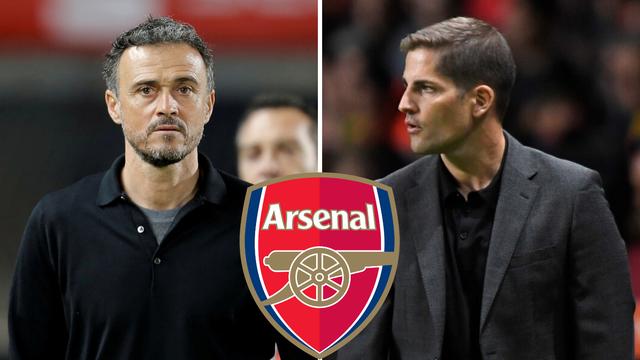 Enrique ljut na Morena jer nije htio biti asistent u Arsenalu?!