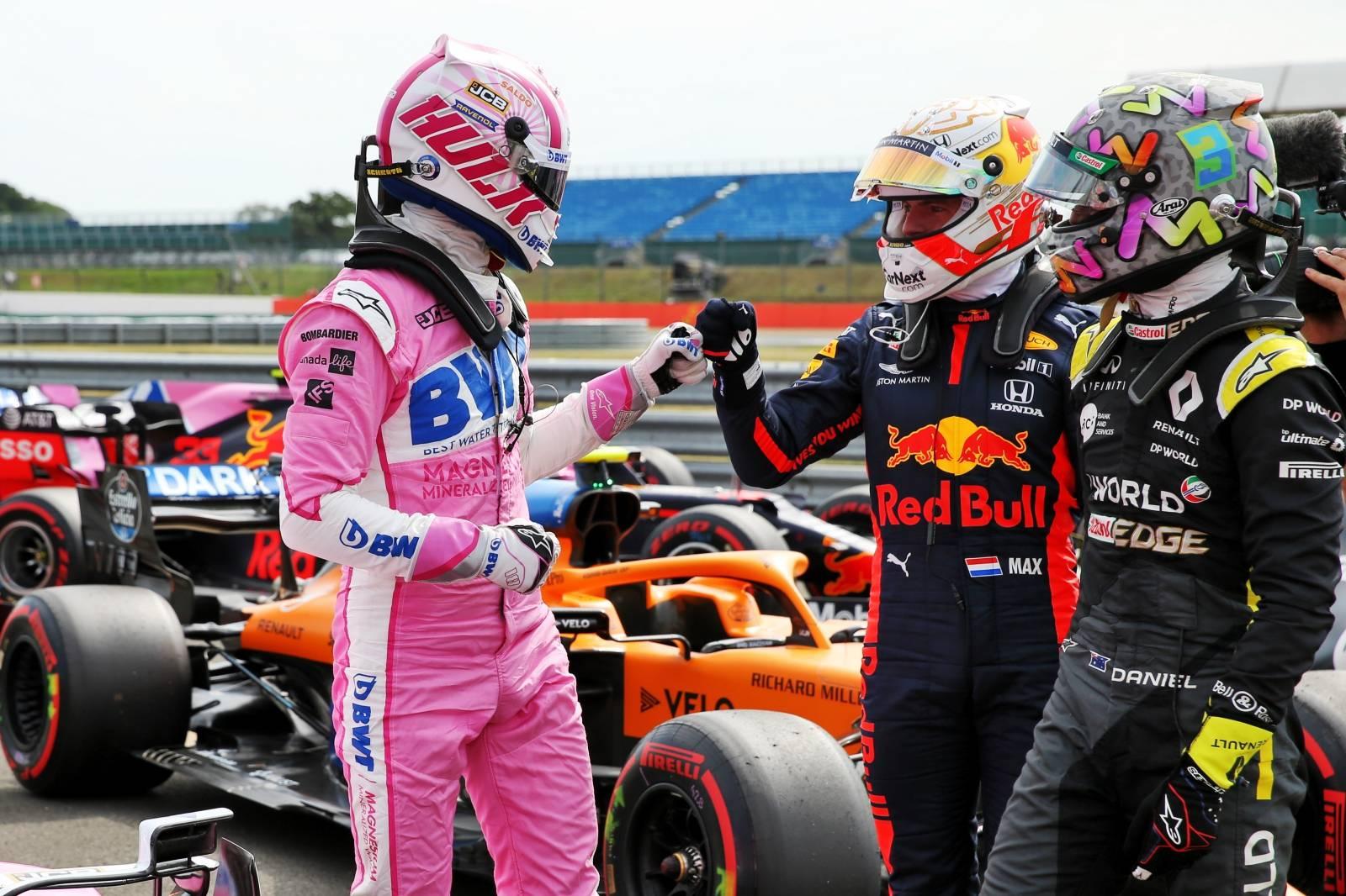 70th Anniversary Grand Prix - Qualifying - Silverstone