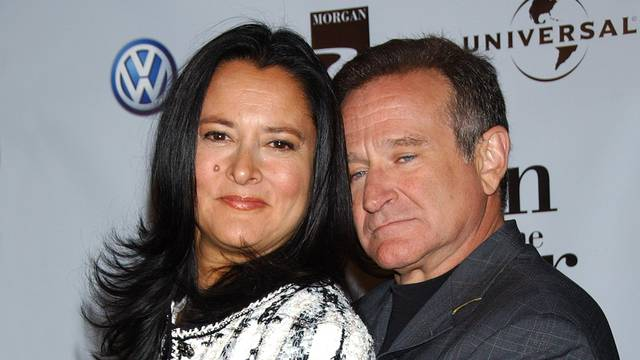 Robin Williams dies age 63