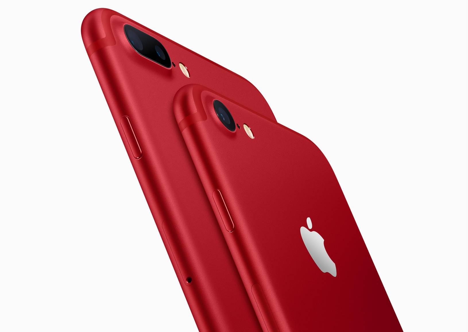Crveni iPhone