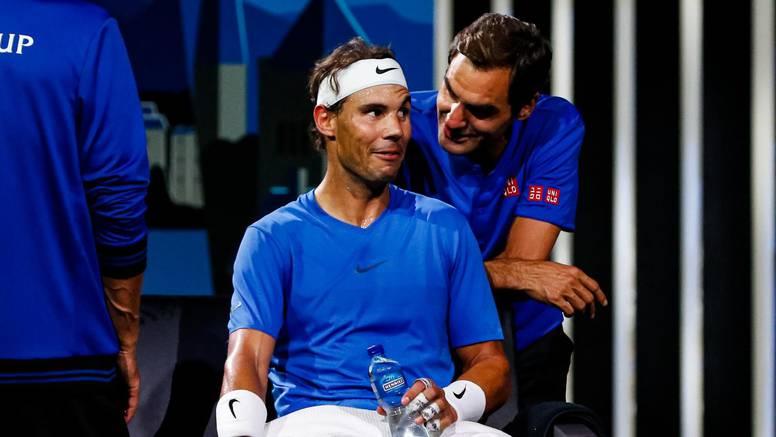 Federerova čestitka 'zaustavila' internet: Rafa, prijatelju moj, idemo po još Grand Slamova
