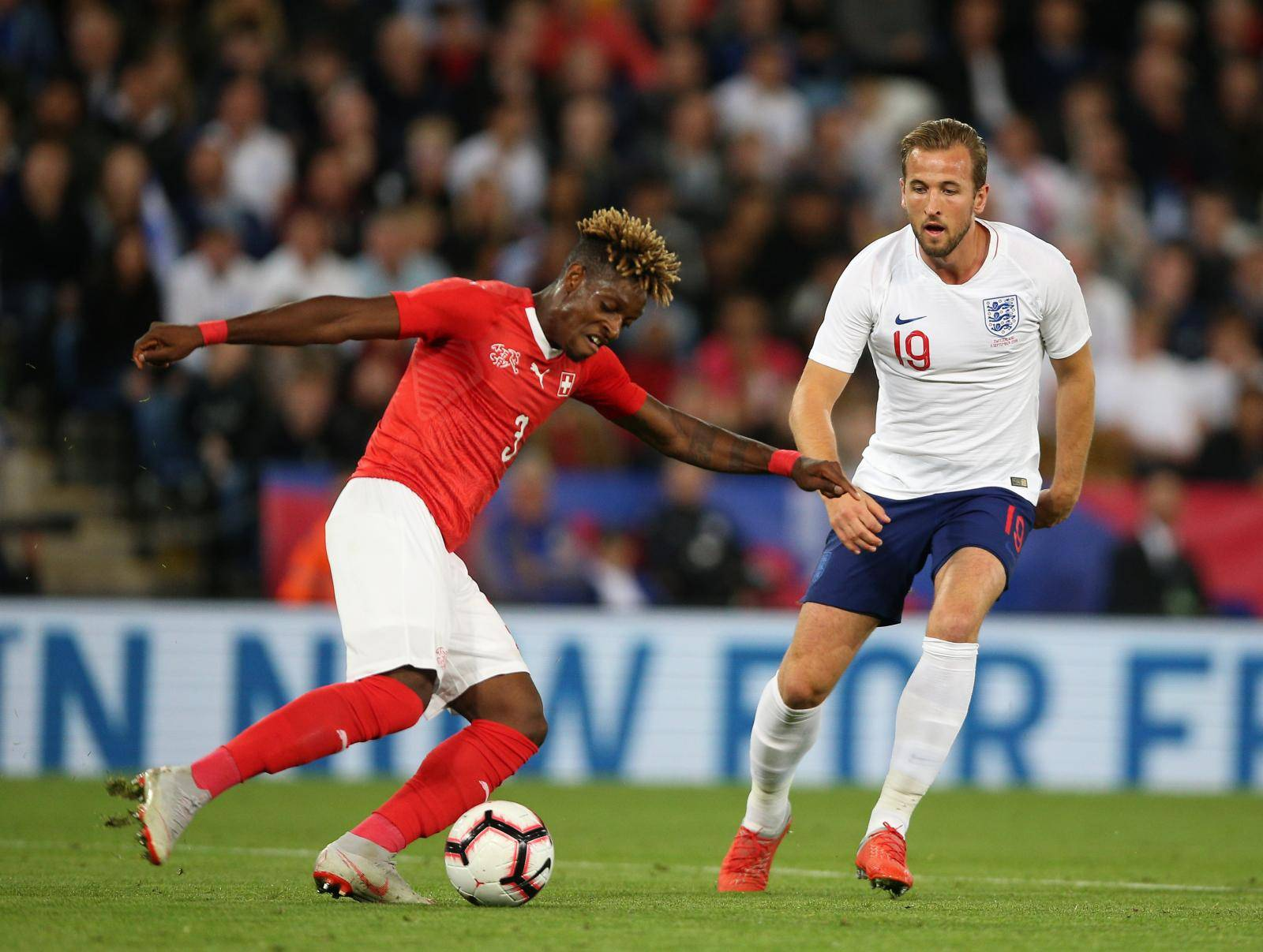 England v Switzerland - International Friendly - King Power Stadium
