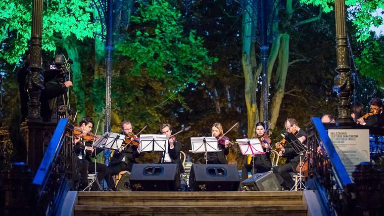 Uživajte u koncertu Zagrebačkih solista na zagrebačkom Zrinjevcu za prvi dan jeseni