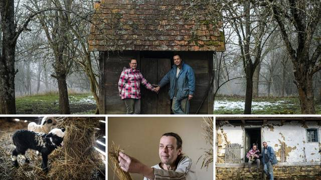 Nizozemci iz Lipika: Na našoj farmi rastu riža i stare jabuke