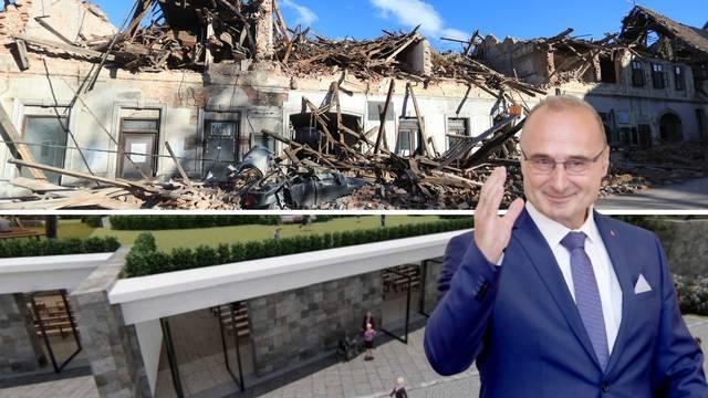Pitali smo ministra Radmana zašto grade kapelu, a ne Baniju: 'Život ne staje, ide dalje...'