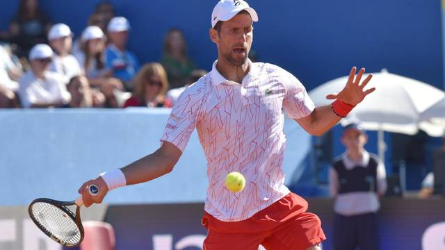 Zadar: Novak Đoković protiv Peđe Krstina na na Adria Tour teniskom turniru
