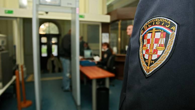 Napadnut pravosudni policajac u Varaždinu, lakše je ozlijeđen
