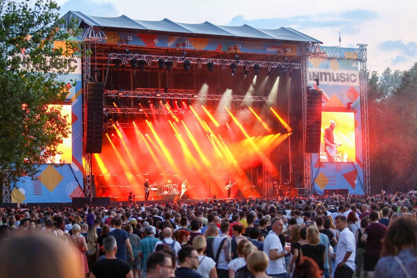 Zagreb: Garbage na 2. večeri INmusic Festivala