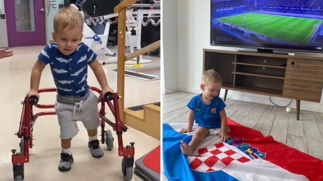 Šimun prohodao s protezom: Dinamo, ma nije bitno koji si...