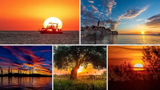 Top 30 najljepših zalazaka sunca ovog ljeta u Hrvatskoj