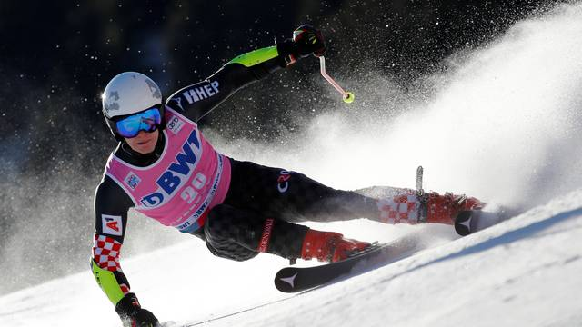 Alpine Skiing - Giant Slalom