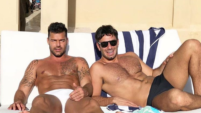'On je moj muškarac': Ricky Martin se vjenčao sa slikarom