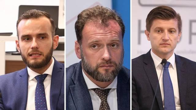 Marić, Aladrović i Banožić neće u samoizolaciju: 'Dekanić je bio pozitivan tek nakon zabave'