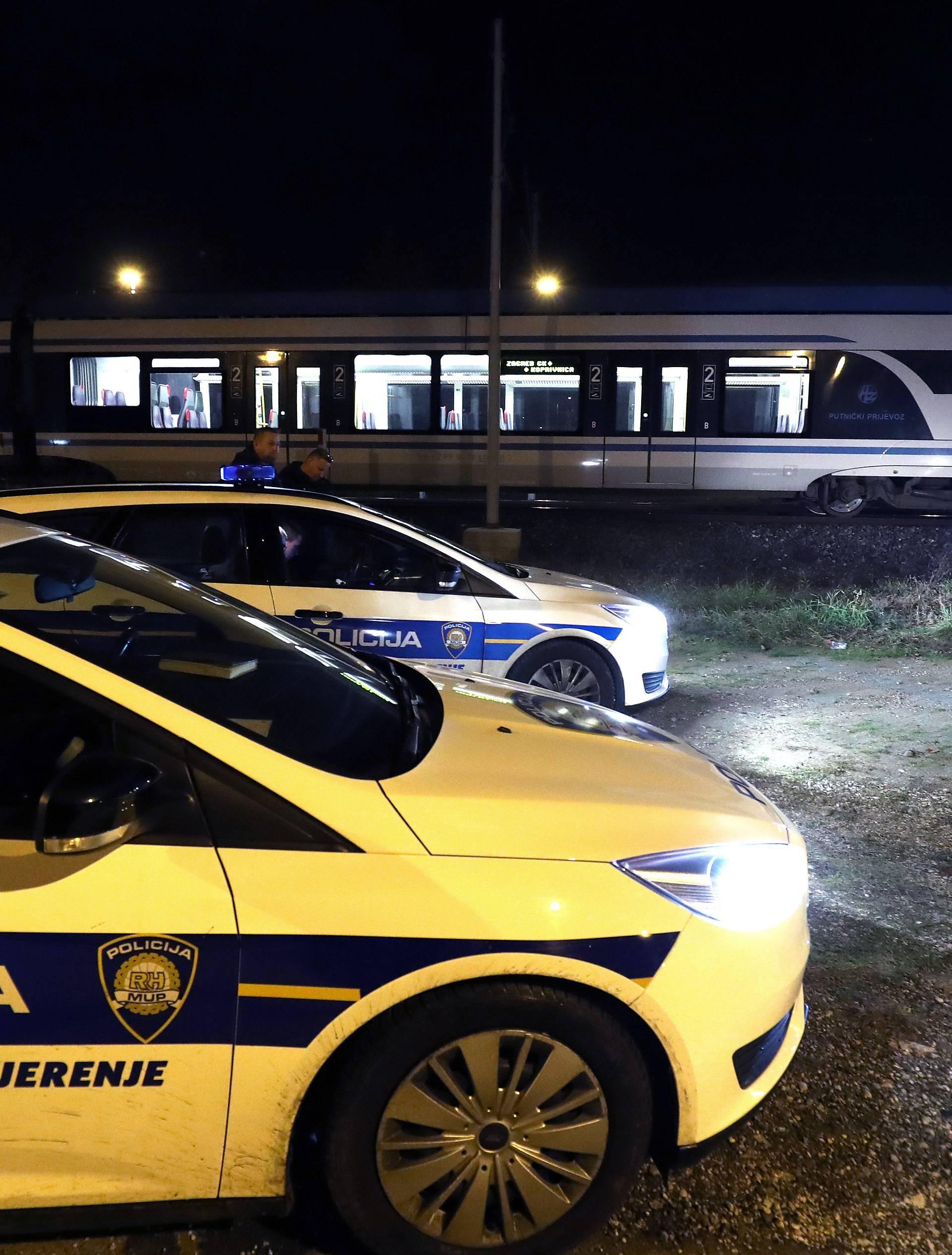 Zagreb: Vlak u Retkovcu naletio na pješaka