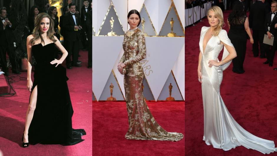 Fotkanje na Oscarima: Izbaci nogu, podigni bradu i nasmij se