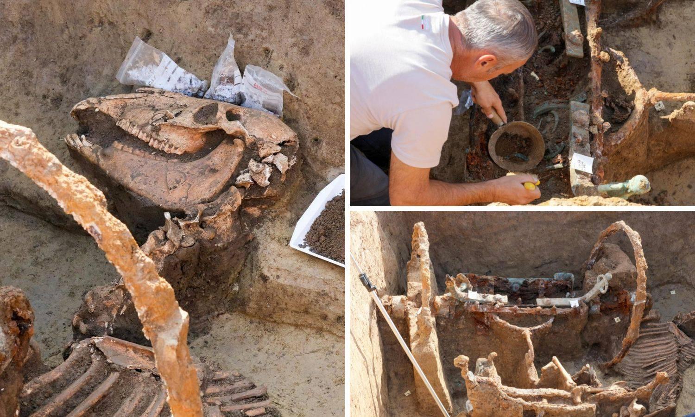 Rimski 'tajkun' iz Vinkovaca: 'Moćnika su pokopali s kolima'