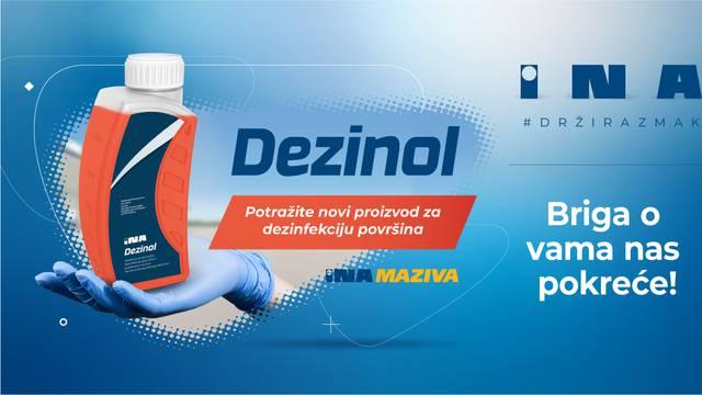 INA Dezinol – od ideje do proizvoda u dva dana!
