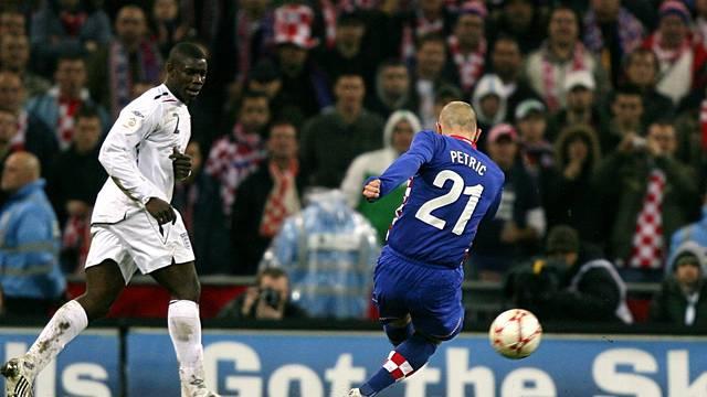 Soccer - UEFA European Championship 2008 Qualifying - Group E - England v Croatia - Wembley Stadium
